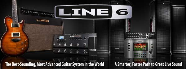 Line 6 Dream Rig and Dream Stage